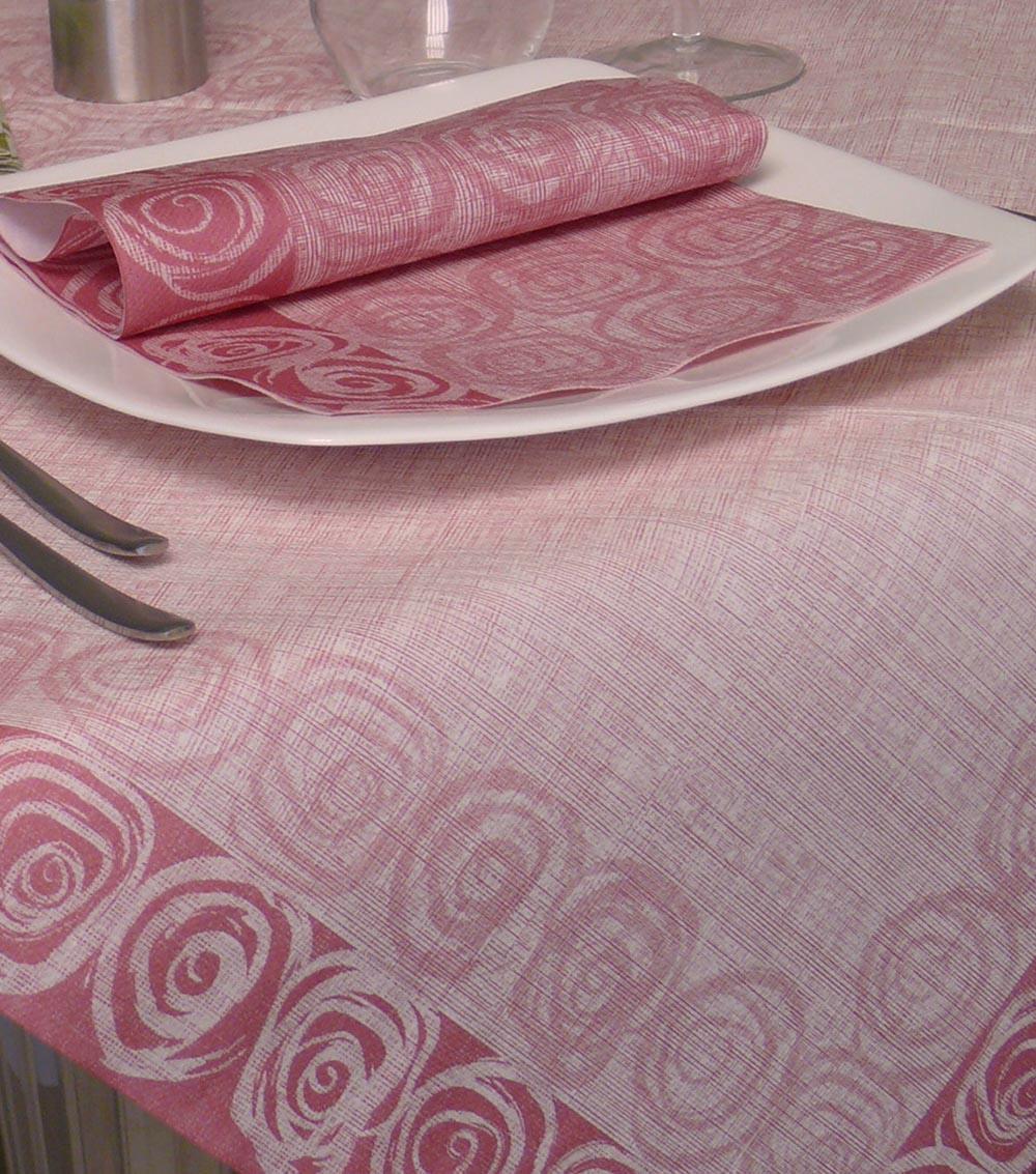 Servítky z netkanej textílie Rossella