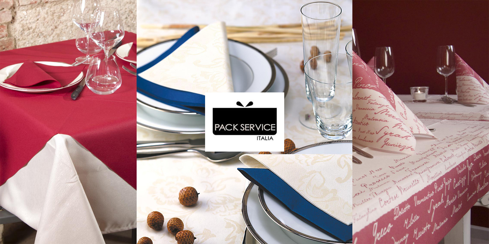Fotogaléria Pack Service