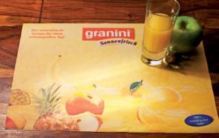 potlač anglického / raňajkového prestierania