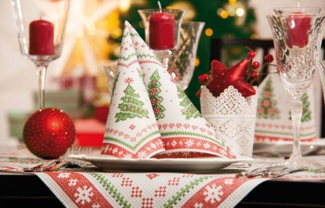 Vianočné prestieranie Gina