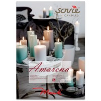 Sovie Candles - sviečky, Mank