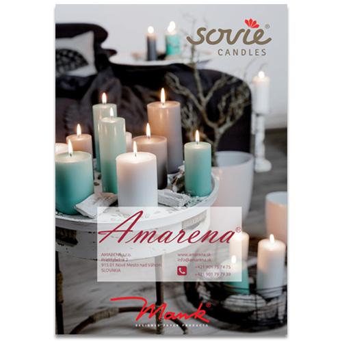 Sovie Candles - sviečky, Mank