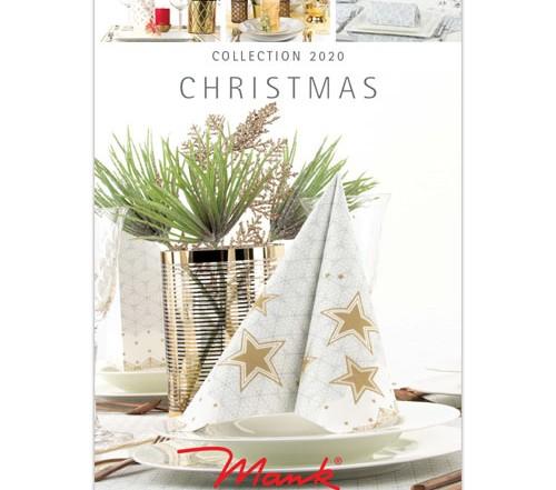 Vianočné prestieranie - Mank, katalóg